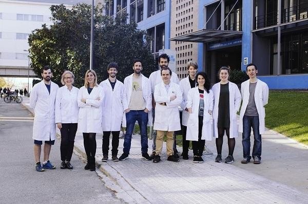 foto The research team