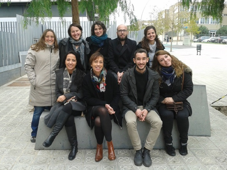 foto The team lead by Antonella Consiglio, researcher at the Faculty of Medicine and Health Sciences of the University of Barcelona, the IBUB and the IDIBELL.